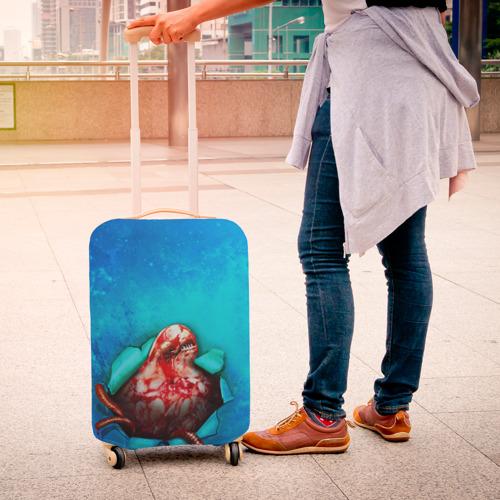 Чехол для чемодана 3D  Фото 04, Чужой