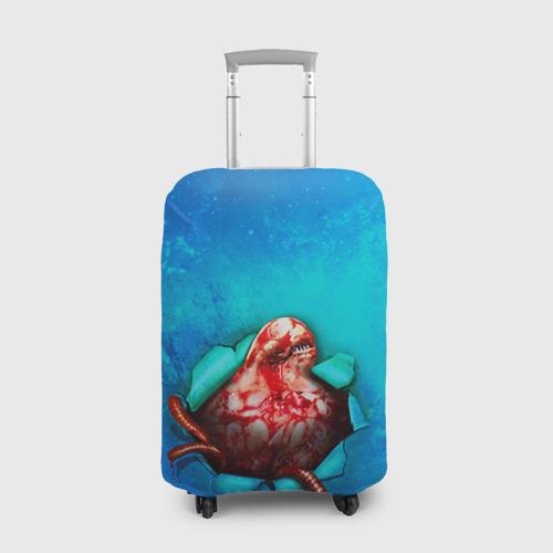 Чехол для чемодана 3D  Фото 01, Чужой