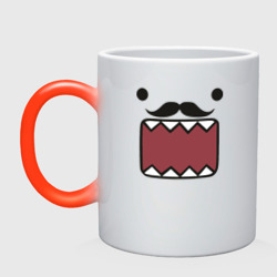 Domo Kun Moustache