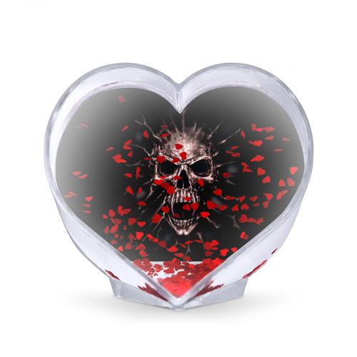 Сувенир Сердце  Фото 02, Scary skull
