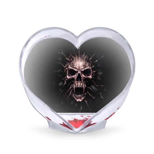 Сувенир Сердце  Фото 01, Scary skull