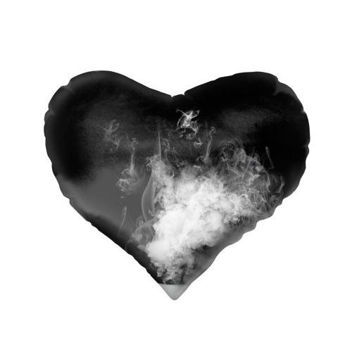 Подушка 3D сердце  Фото 02, Skull