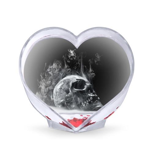 Сувенир Сердце  Фото 01, Skull