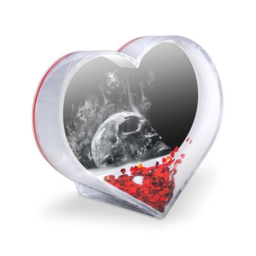 Сувенир Сердце  Фото 03, Skull