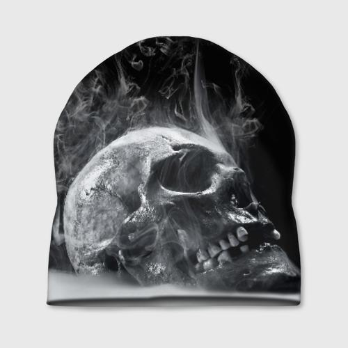 Шапка 3D Skull
