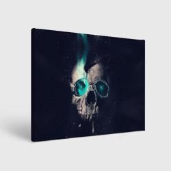 Skull eyes