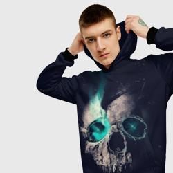 Skull eyes - интернет магазин Futbolkaa.ru