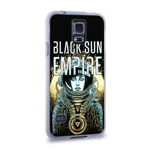 Чехол для Samsung Galaxy S5 силиконовый  Фото 02, Black Sun Empire