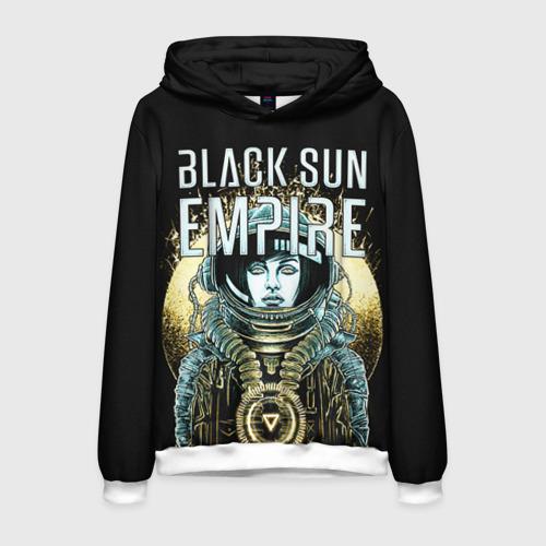 Мужская толстовка 3D Black Sun Empire от Всемайки