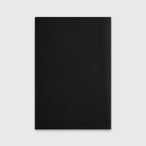Обложка для паспорта матовая кожа  Фото 02, Black Sun Empire