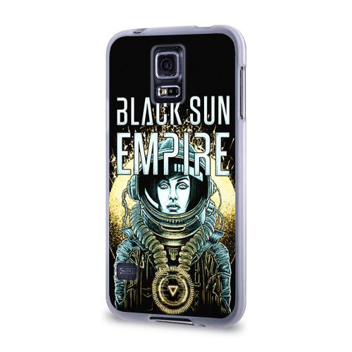 Чехол для Samsung Galaxy S5 силиконовый  Фото 03, Black Sun Empire