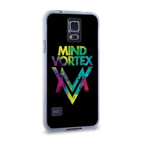 Чехол для Samsung Galaxy S5 силиконовый  Фото 02, MIND VORTEX