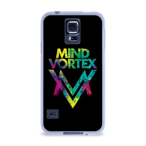 Чехол для Samsung Galaxy S5 силиконовый  Фото 01, MIND VORTEX