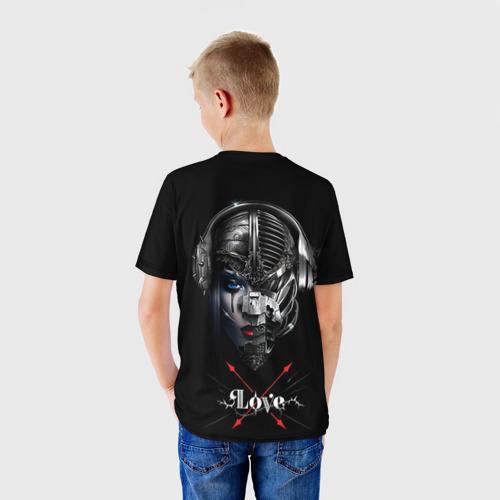 Детская футболка 3D  Фото 02, MIND VORTEX