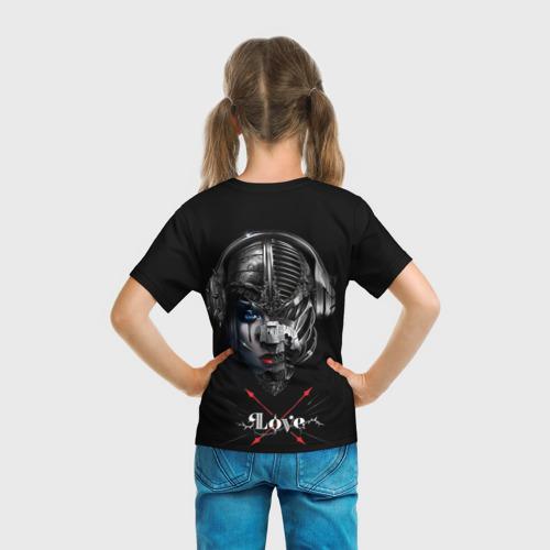 Детская футболка 3D  Фото 04, MIND VORTEX