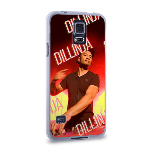 Чехол для Samsung Galaxy S5 силиконовый  Фото 02, Dillinja