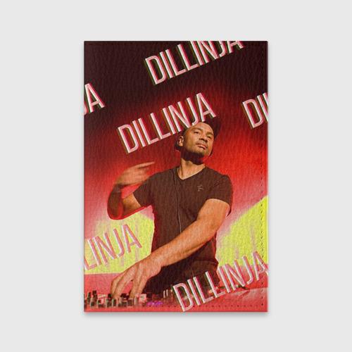 Обложка для паспорта матовая кожа  Фото 01, Dillinja