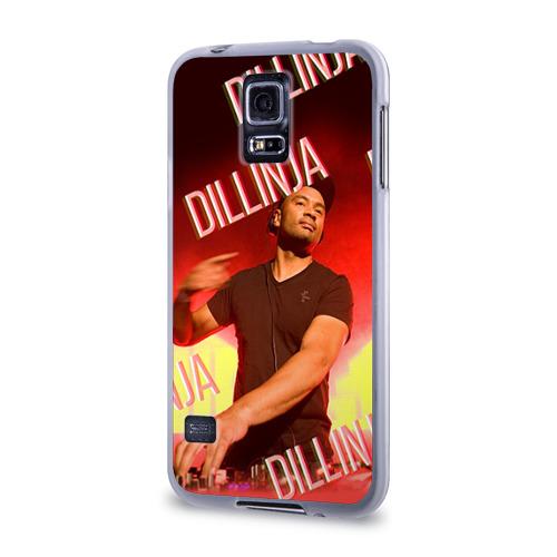 Чехол для Samsung Galaxy S5 силиконовый  Фото 03, Dillinja