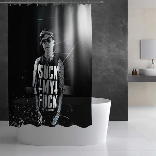 Штора 3D для ванной  Фото 03, Крис Фронзак