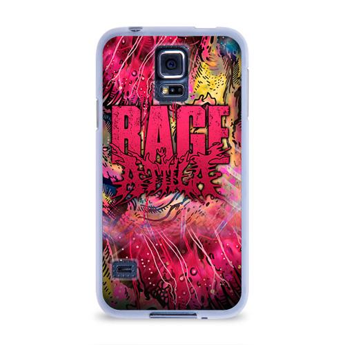 Чехол для Samsung Galaxy S5 силиконовый  Фото 01, Attila