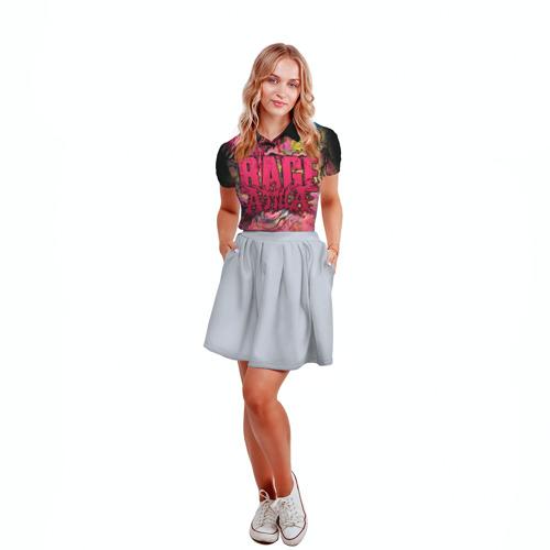 Женская рубашка поло 3D  Фото 04, Attila