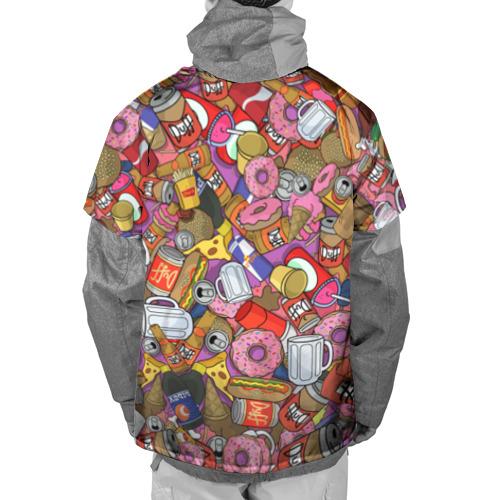 Накидка на куртку 3D  Фото 02, Гомер