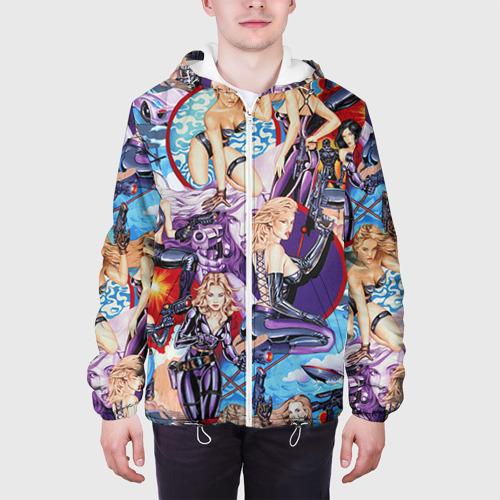 Мужская куртка 3D  Фото 04, Девушки