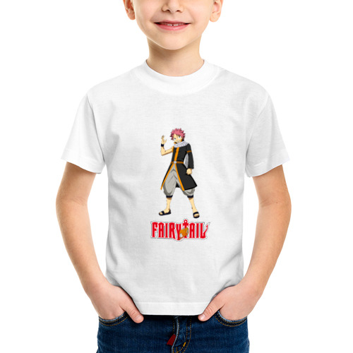Детская футболка синтетическая Fairy Tail от Всемайки