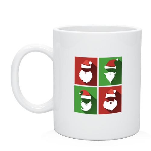 Кружка Деды Морозы от Всемайки