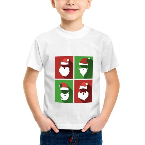 Детская футболка синтетическая Деды Морозы от Всемайки