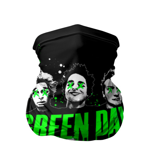 Бандана-труба 3D Green Day Фото 01