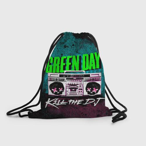 Рюкзак-мешок 3D Green Day Фото 01