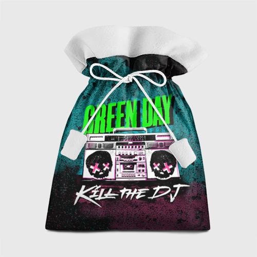 Подарочный 3D мешок Green Day