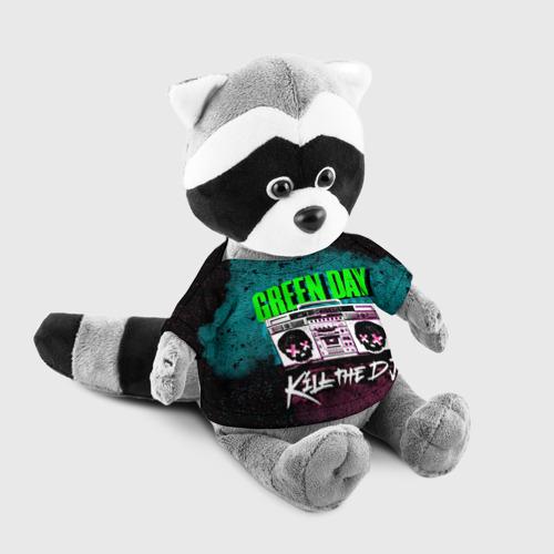 Енотик в футболке 3D Green Day Фото 01