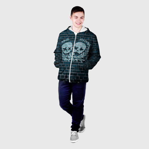 Мужская куртка 3D  Фото 03, Green Day