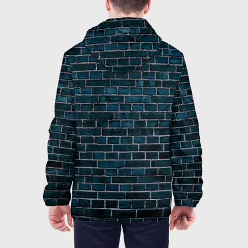Мужская куртка 3D  Фото 05, Green Day