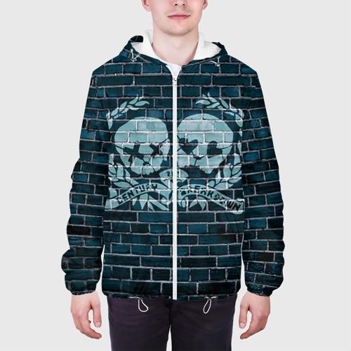 Мужская куртка 3D  Фото 04, Green Day