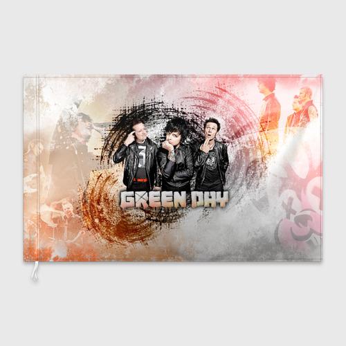 Флаг 3D Green Day Фото 01