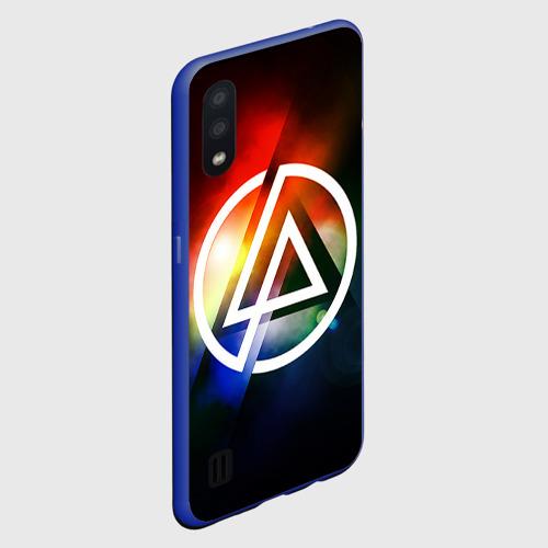 Чехол для Samsung A01 Linkin Park Фото 01