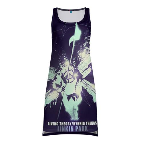 Платье-майка 3D Linkin Park