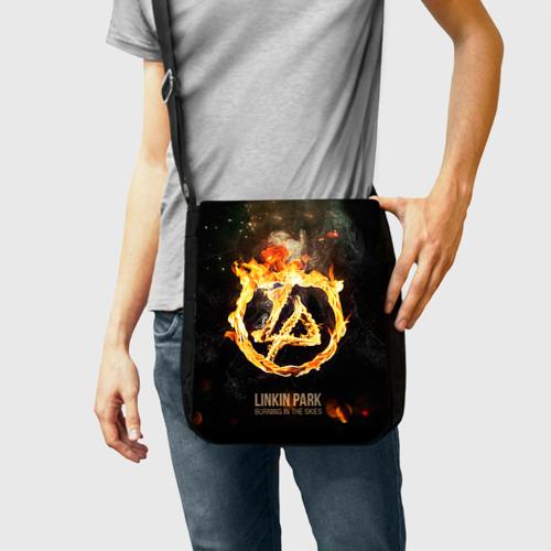 Сумка через плечо Linkin Park Фото 01