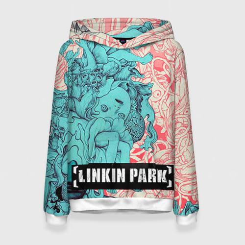 Женская толстовка 3D Linkin Park от Всемайки