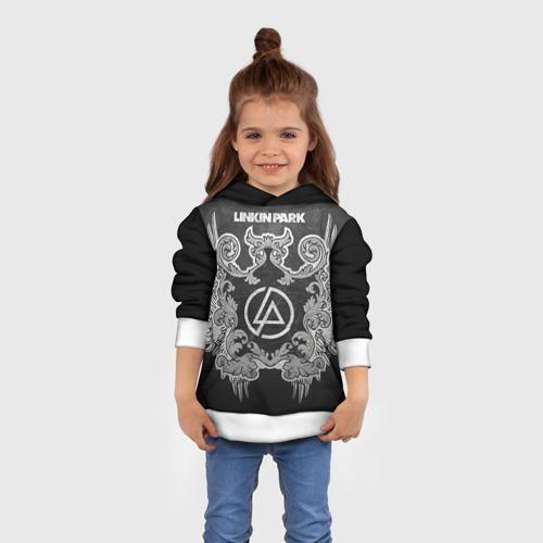 Детская толстовка 3D  Фото 01, Linkin Park