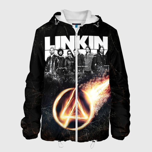 Мужская куртка 3D  Фото 01, Linkin Park