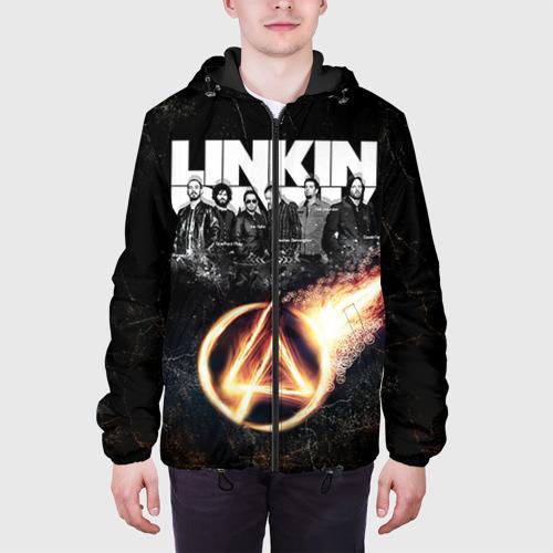 Мужская куртка 3D Linkin Park Фото 01