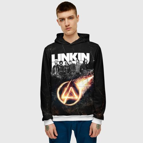 Мужская толстовка 3D  Фото 03, Linkin Park