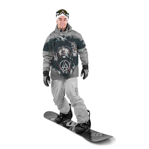 Накидка на куртку 3D Linkin Park Фото 01