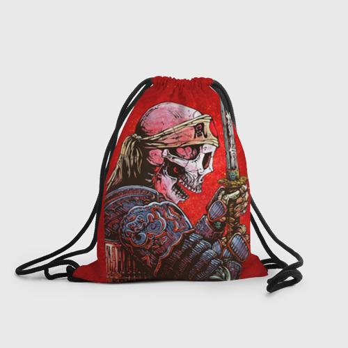 Рюкзак-мешок 3D  Фото 01, Череп