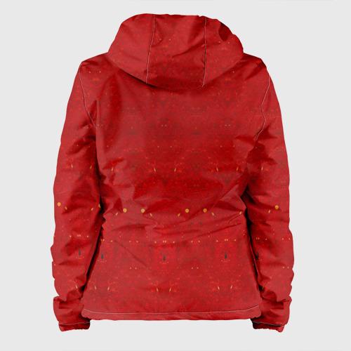 Женская куртка 3D  Фото 02, Череп