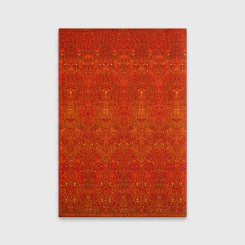 Обложка для паспорта матовая кожа  Фото 02, Череп